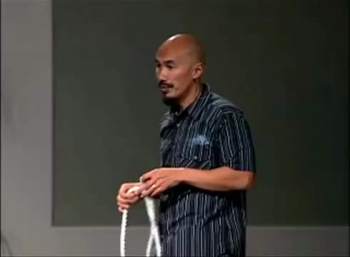 Francis Chan - Rope Illustration (Eternity)