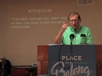 You Must Be Born Again: The Peace of God
