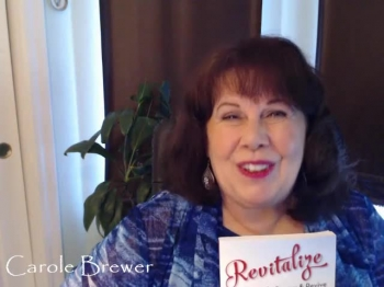 Revitalize with Carole Brewer