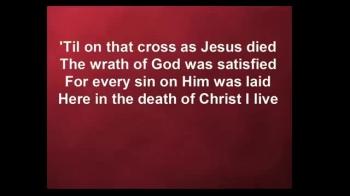 In Christ alone - Praise Team 2020-10-25