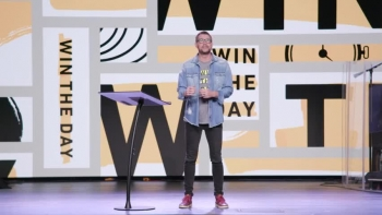 Book Trailer: WIN THE DAY by Mark Batterson
