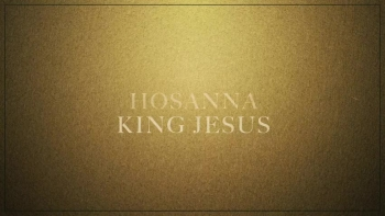 Chris Tomlin - All The World Awaits (Hosanna)