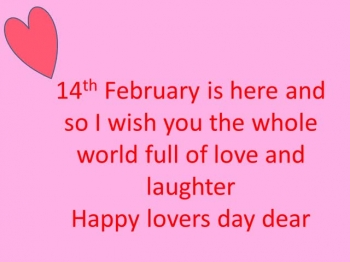 Valentines Day Greetings Wishes Messages