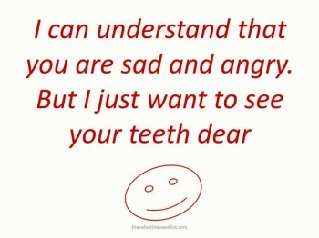Cute Love Smile Quotes for Friends