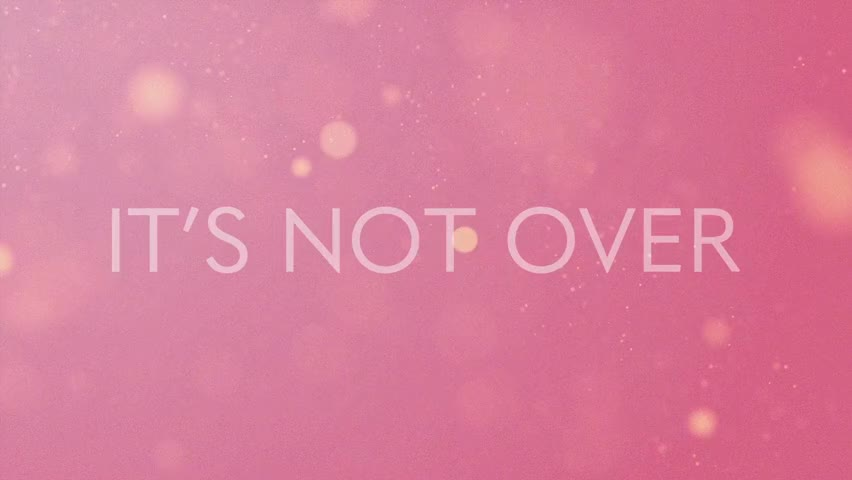 Mandisa - It's Not Over