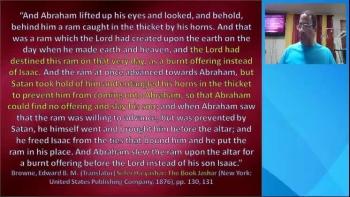 Abraham, Isaac and Human Sacrifice (Part 3)
