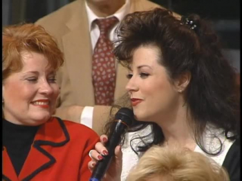 Bill & Gloria Gaither - Getting Used To The Family Of God