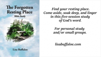 The Forgotten Resting Place Book Trailer