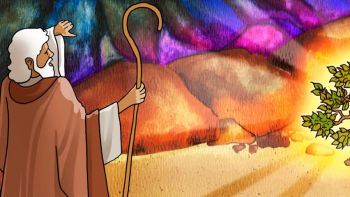 God's Servant Moses