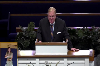 The Everliving Story:  Jesus, An Example Of Unjust Suffering (Dr. Jerry Harmon 5/02/21)
