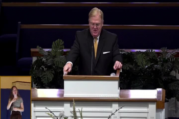 The Everliving Story:  At The Cross  (Dr. Jerry Harmon 5/16/21)