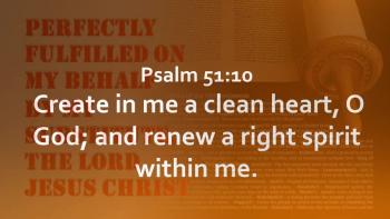EVEN BETTER THAN A CLEAN HEART.....