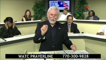TV - PRAY FOR OUR NATION