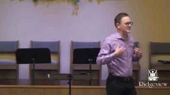 The Stewardship Posture - Matthew 21:33-46 - Matt Thomas