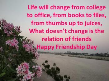 Happy Friendship Day Status for Whatsapp DP