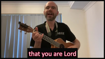 'Jesus At Your Name' - Arthur Morgan