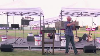 Something Has To Break Live from Lancaster Stadium   Pastor Shane Idleman