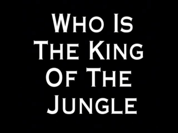 King Of The Jungle (English Version)