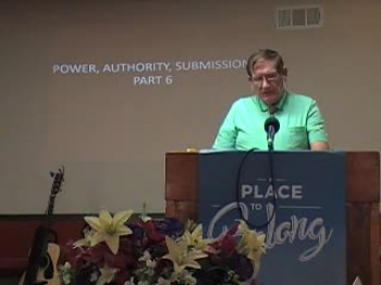 Power, Authority, Submission 6