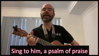 'Sing Praises To Our God' - Arthur Morgan