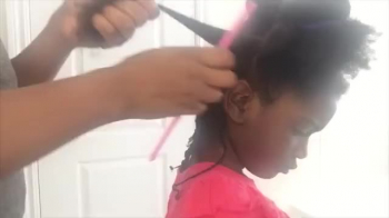 tiama back to school hairstyle
