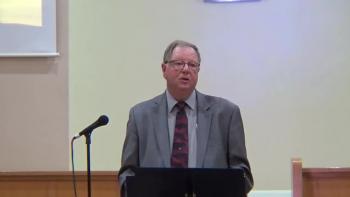 2021 09 12 - Guest Pastor Richard Rose - Change My Heart, Oh God!