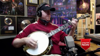 Guinness World Records Fastest Banjo Player Todd Taylor