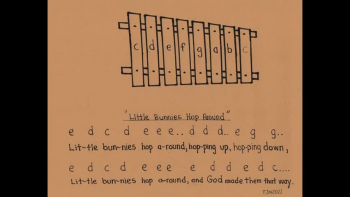 Free xylophone practice song 2