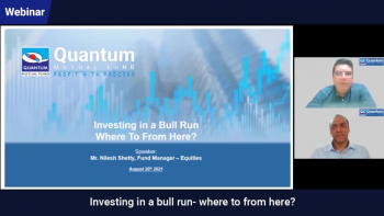 Investing in a Bull Run - Where to from here?