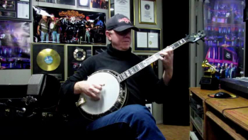Classical Gas on Banjo Todd Taylor