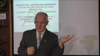 2021.09.19. - A HATALOMMÁNIÁS EMBEREK MENNYIRE ÉLNEK VISSZA A HATALMUKKAL - Szedlacsik Miklós mester