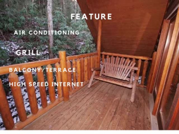 smoky mountain cabins in Sevierville