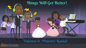Things Will Get Better - Animated Gospel House and Spoken Word Video