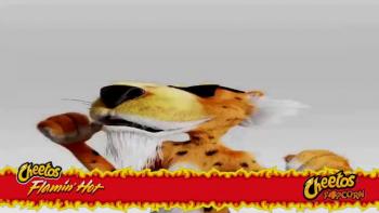 Todd Taylor Cheetos Popcorn Flamin Hot