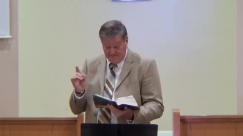 2021 10 17 - Pastor Jim Rhodes - All Things Are For His Glory - Part 4