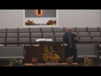 Sunday, October 24, 2021-You Are The Link-Bro. Alan Lamb-PM Service