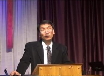 Pastor Preaching - July 28, 2013