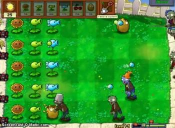 lets play plants vs zombies part 7