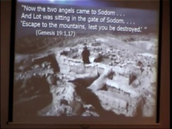 The Search for Sodom and Gomorrah