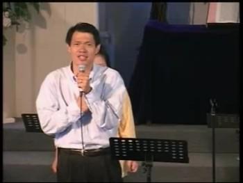 我一生要讚美你; 更新我心意; 讓神兒子的愛圍繞你 2008年08月24日