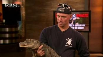 Gator Boy, Paul Bedard, talks Faith and Gators