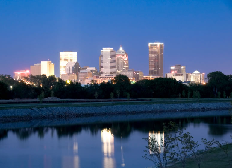 Oklahoma-City-locksmith-skyline