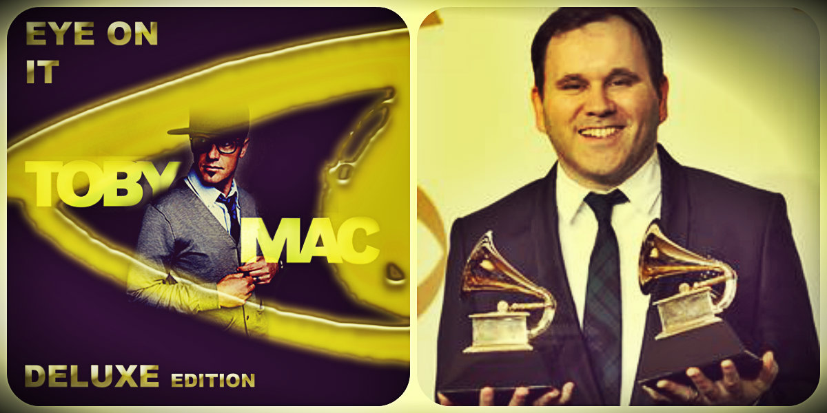 Matt Redman and TobyMac Grammys