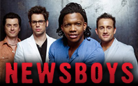 Newsboys Spring 2013 God's Not Dead Tour