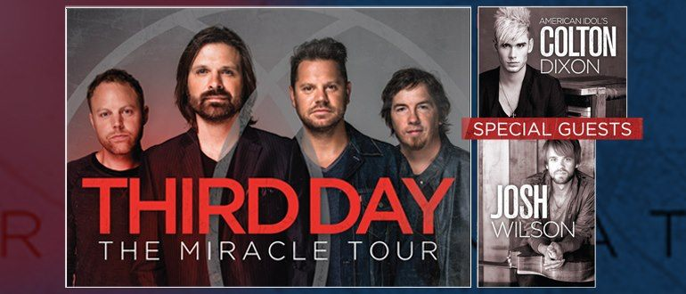 Third Day Miracle Tour