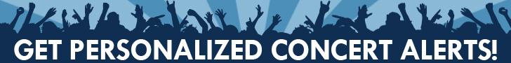 Concert Alerts button