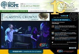 Show Hope 10 Anniversary