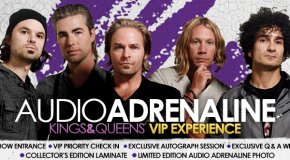 "Audio Adrenaline To Embark On Fall Leg Of The ""Kings & Queens Tour"""