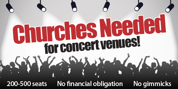 Churches Needed