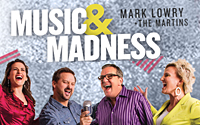 Mark Lowry, The Martins